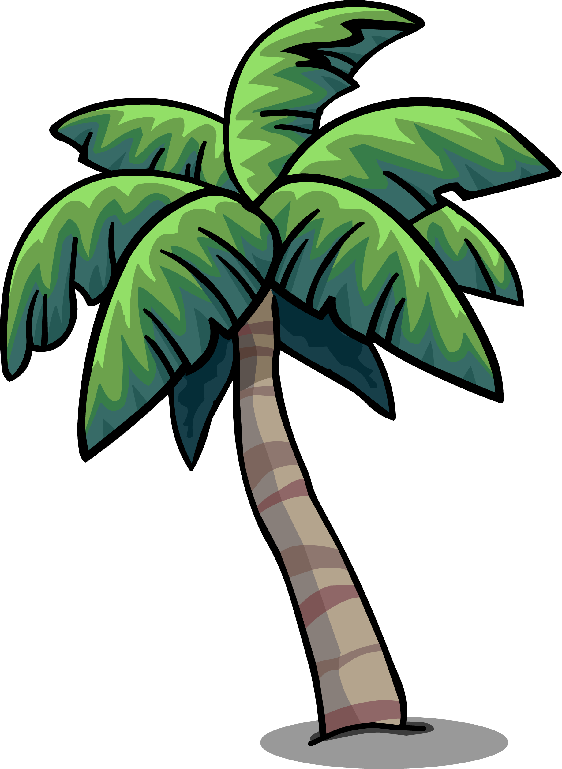 Image tropical sprite png. Palm clipart comic