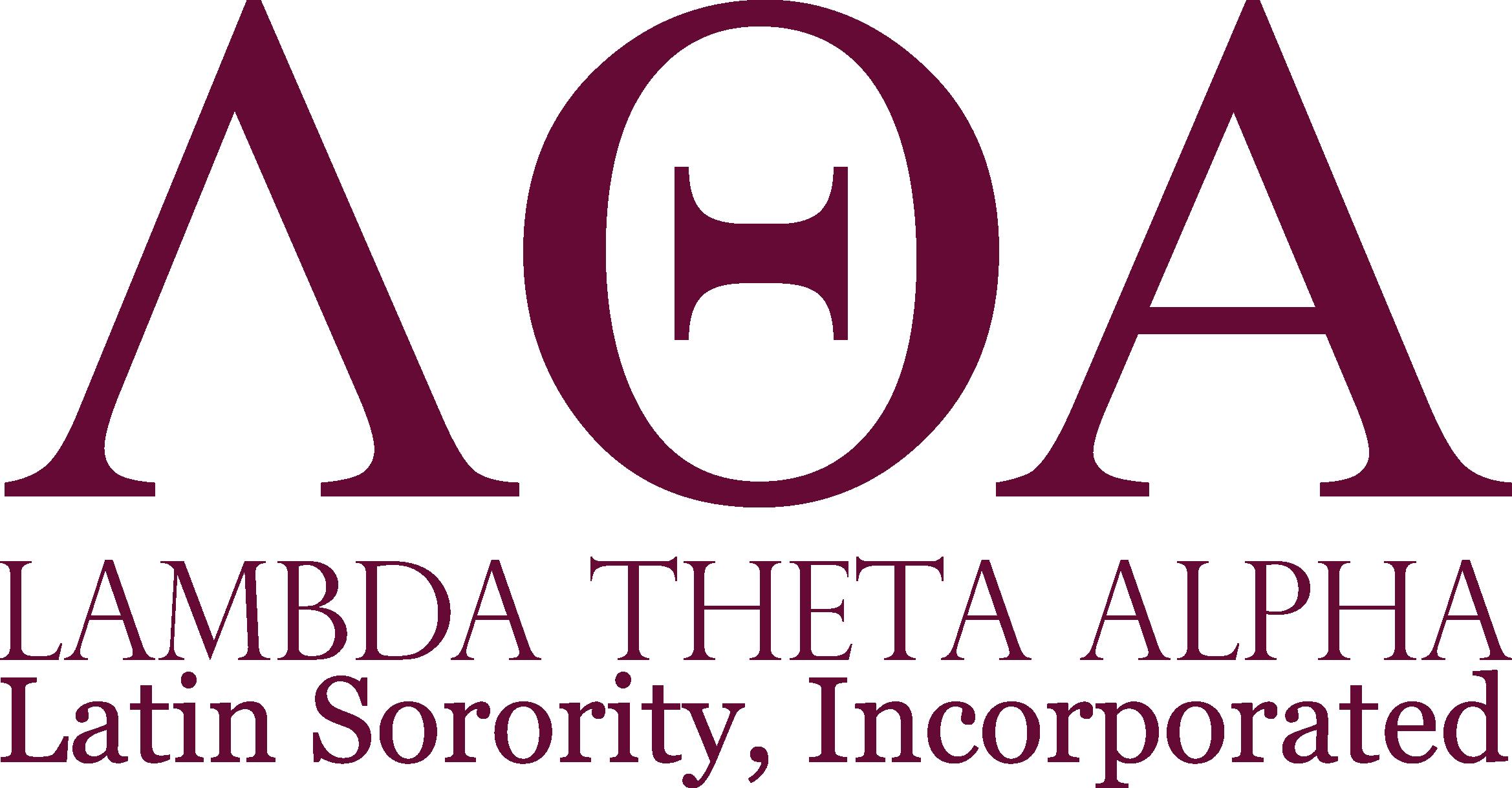 Palm clipart lambda theta alpha. University student union