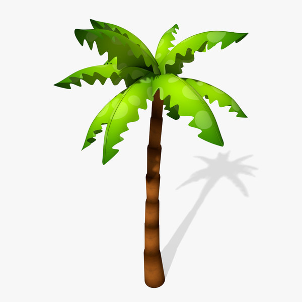 Palm clipart used. Free images of cartoon