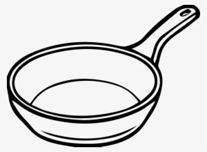 Pan clipart drawn. Frying drawing free download