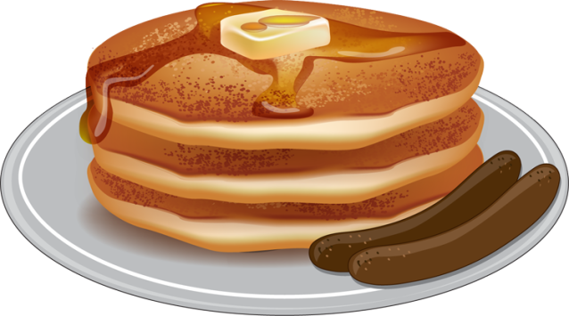 Pancake clipart. And sausage google search