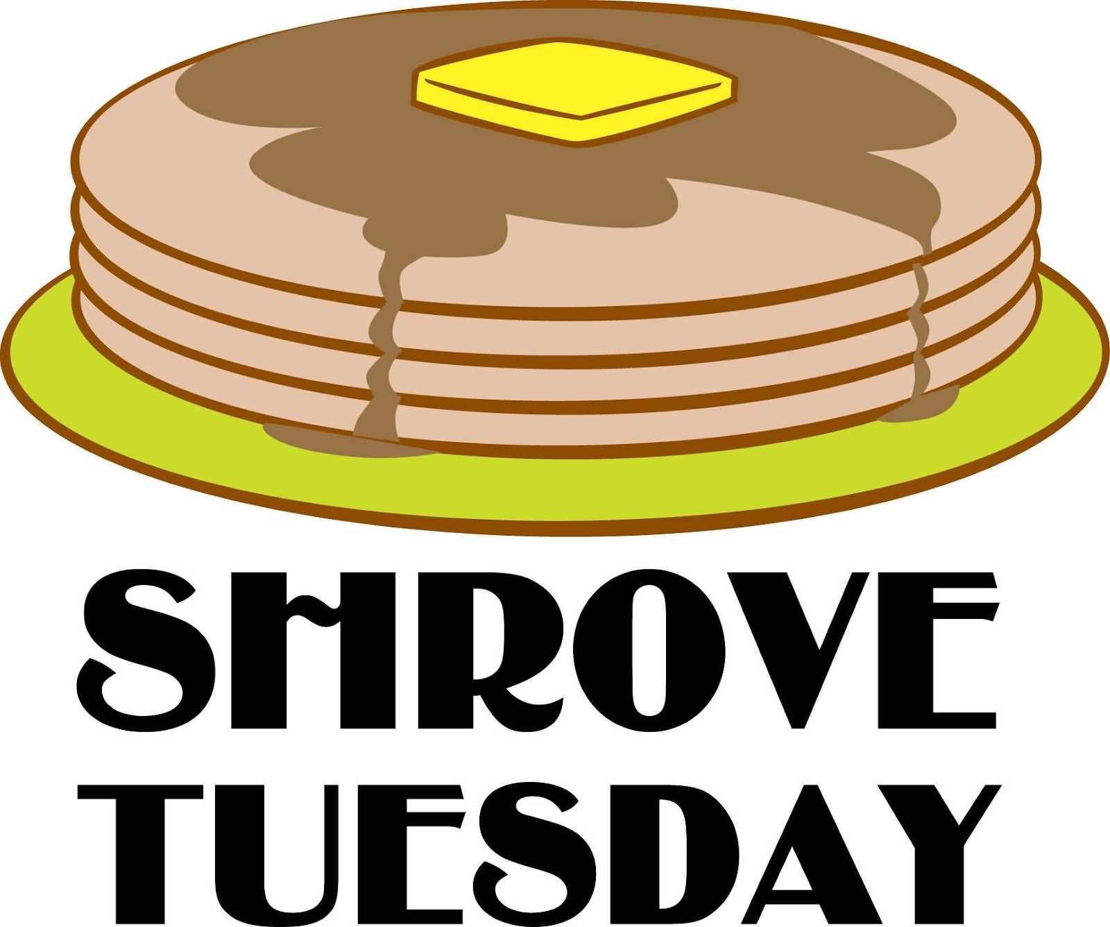 Shrove tuesday . Pancake clipart