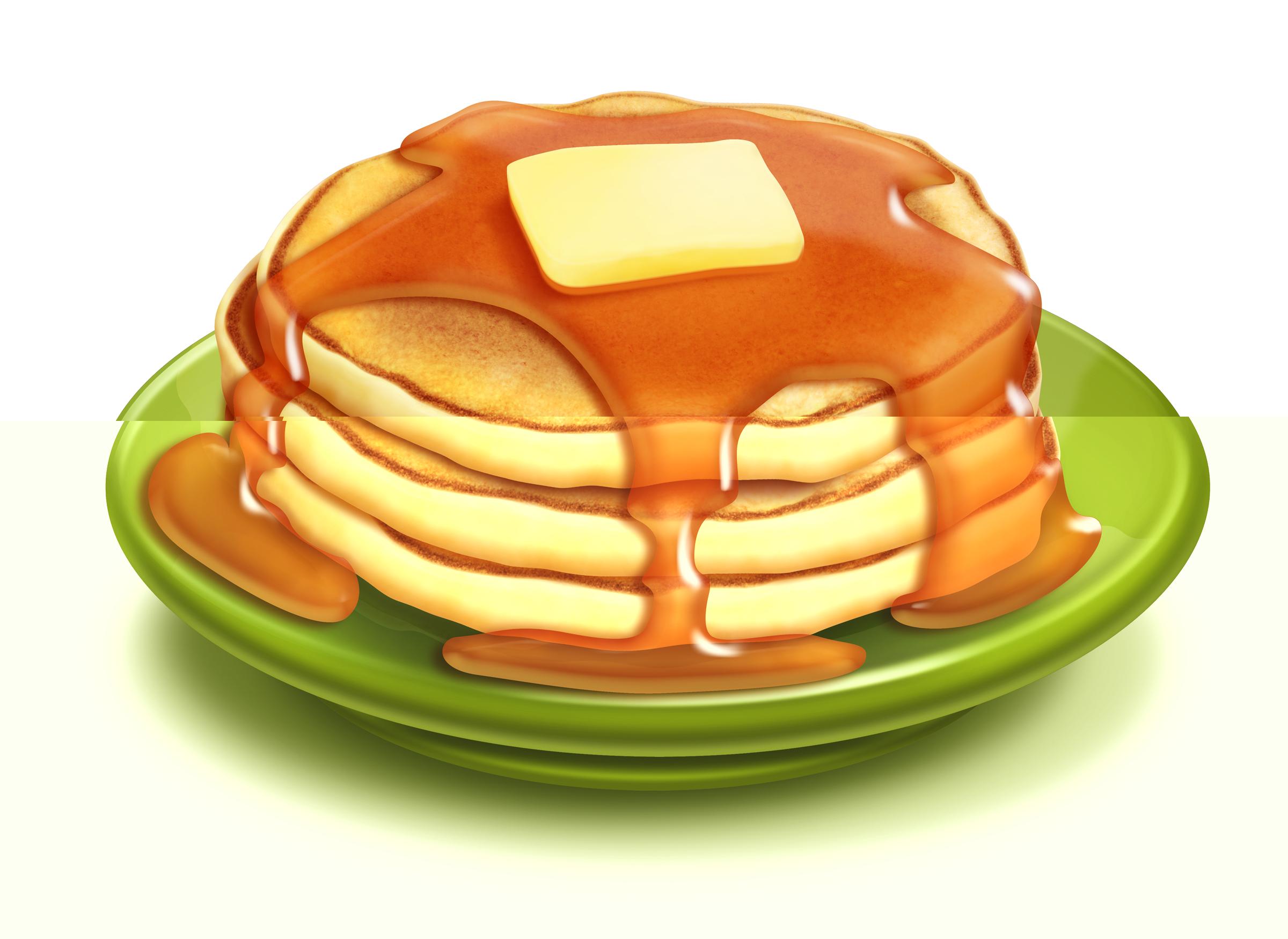 . Pancake clipart