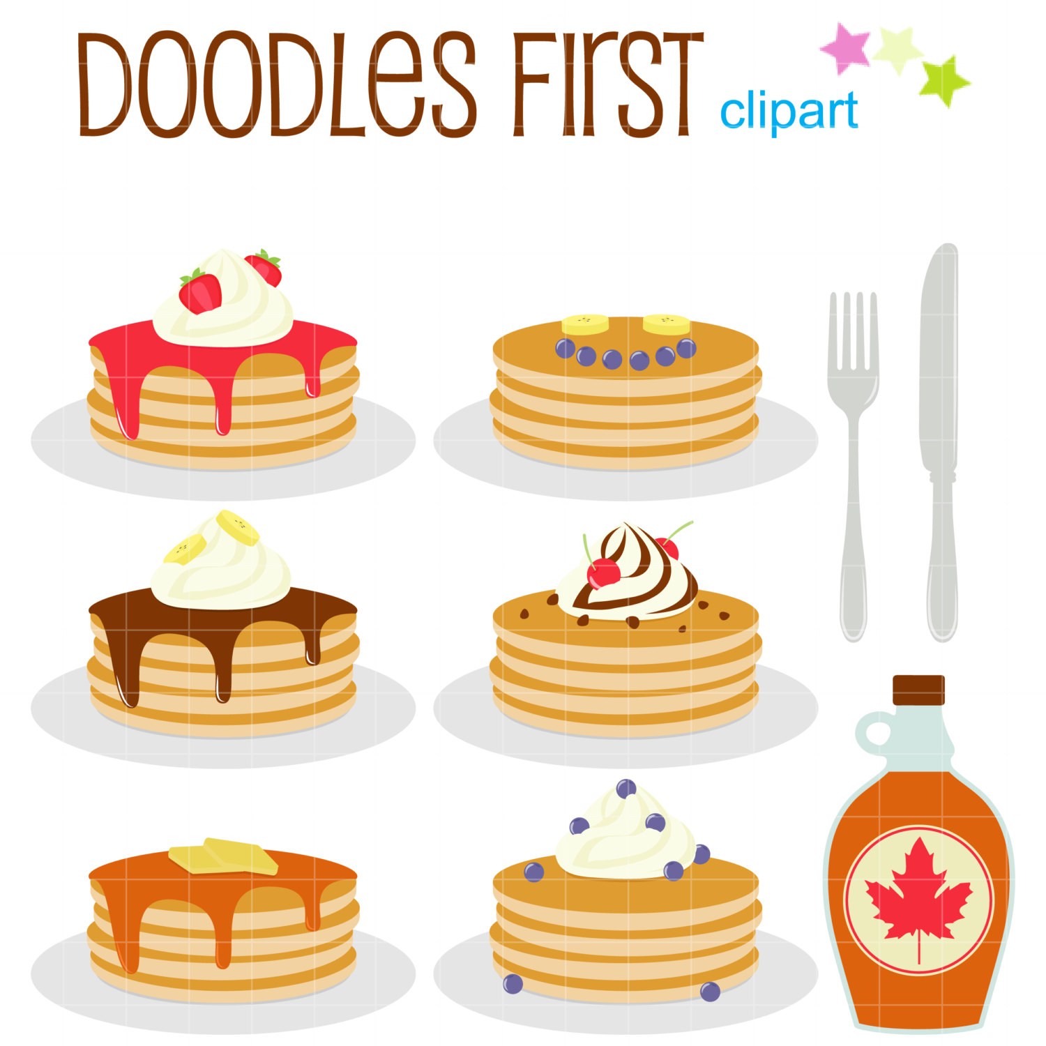 Free pancakes cliparts candle. Waffle clipart pancake party