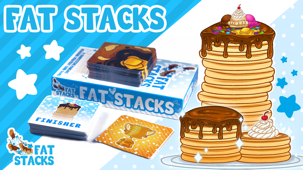 Fat stacks the stacking. Pancake clipart full stack