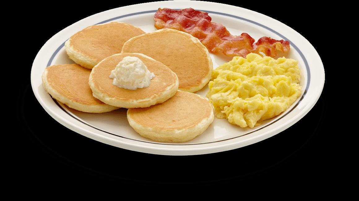 Pancakes pancake egg