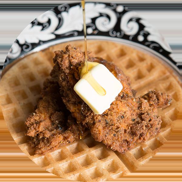 Wild chix waffles soul. Waffle clipart waffle fry