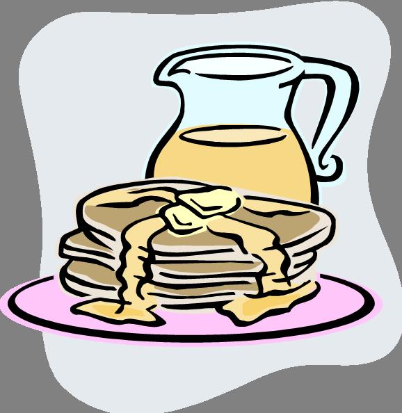 Pancake school breakfast