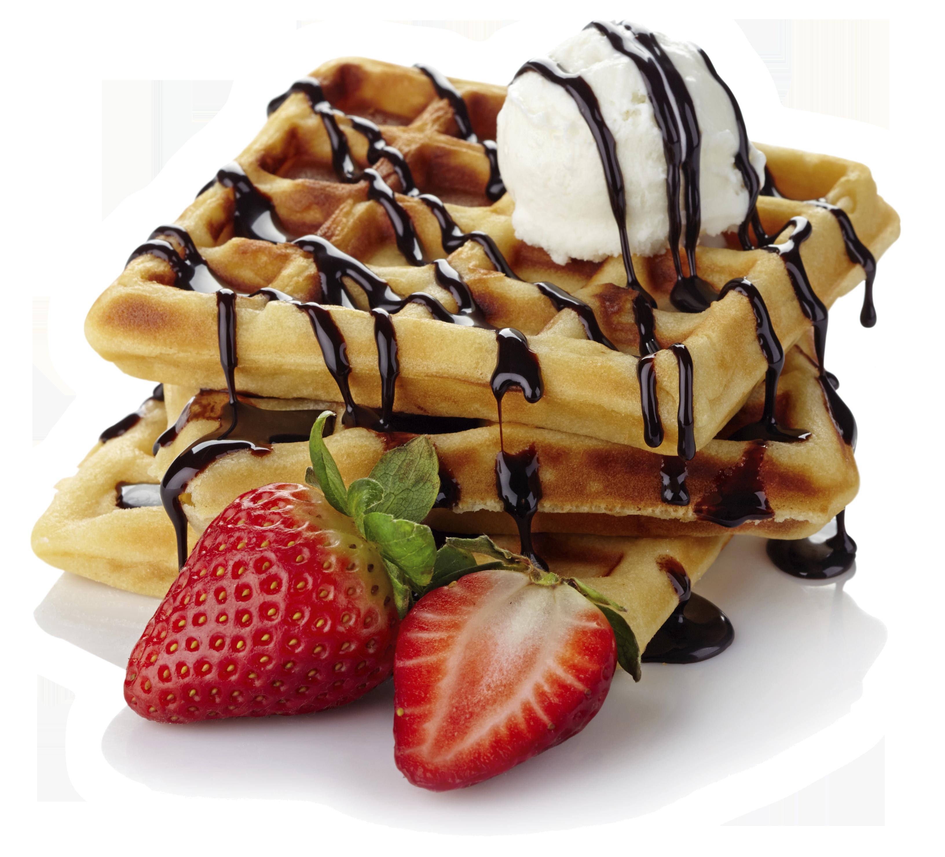 Waffle clipart chocolate waffle. Ice cream waffles good