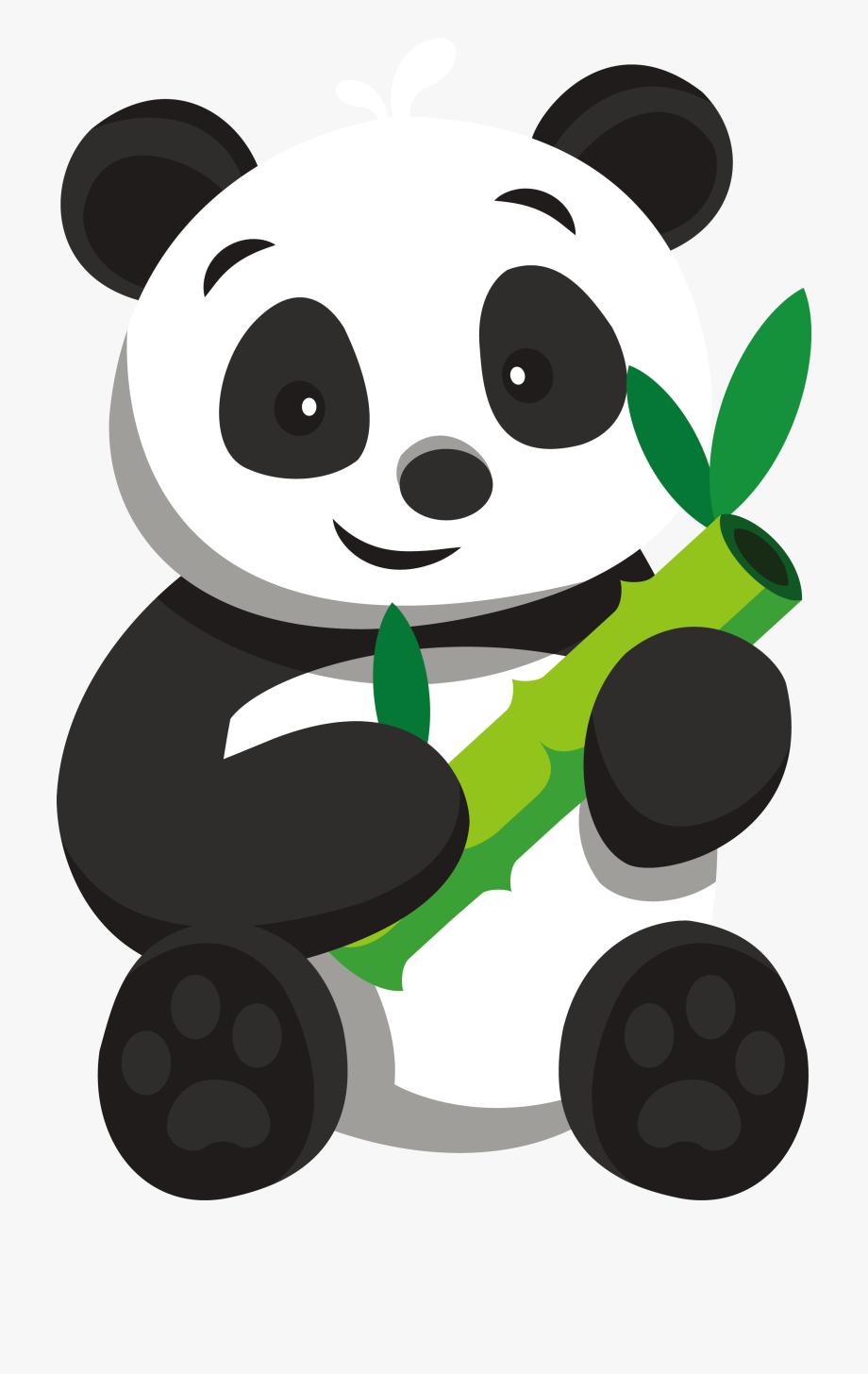 Bamboo clipart panda. Clip royalty free stock