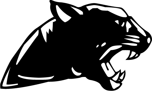Black graphics free clip. Panther clipart