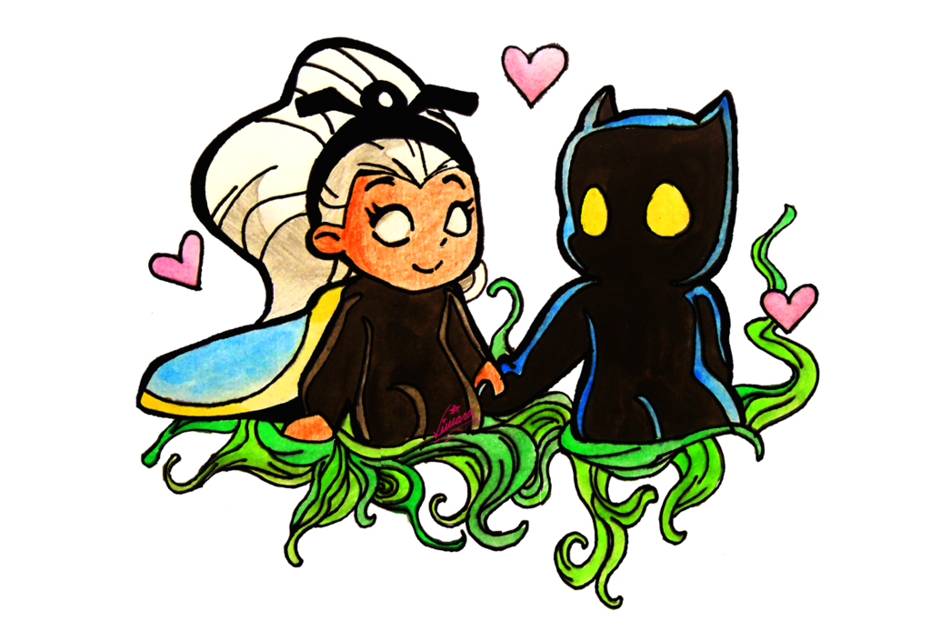 Panther clipart baby panther.  black and storm