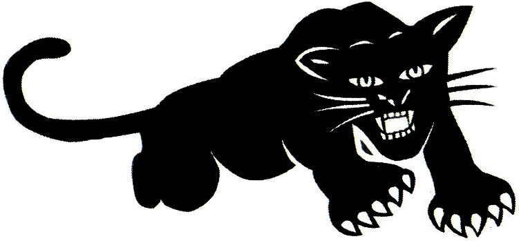 Symbol clip art library. Panther clipart black panther party