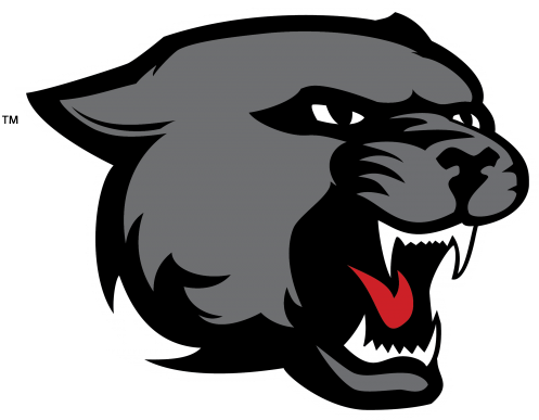 Hd west black drawing. Panther clipart easy