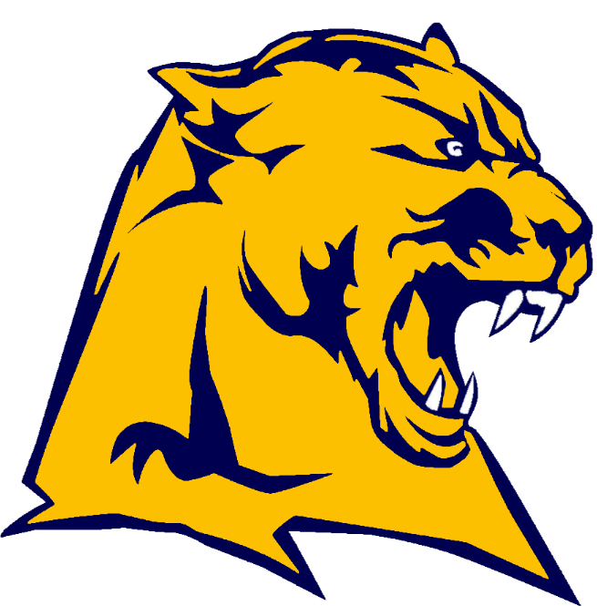 Panther clipart school. File whitmer logo svg
