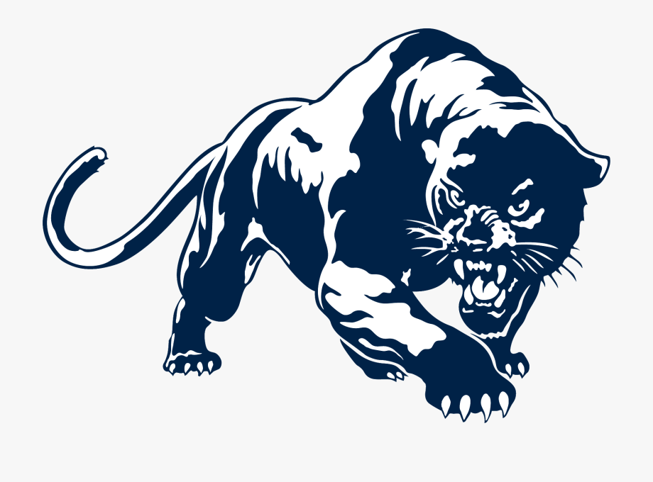 Panther clipart school. Shadow ridge ms homepage