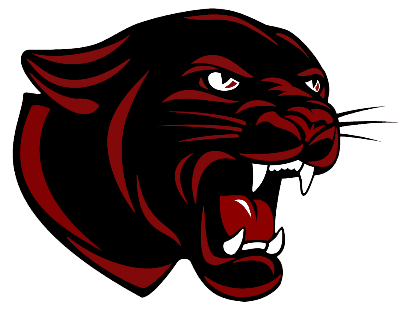Panther clipart sport. The heber springs panthers
