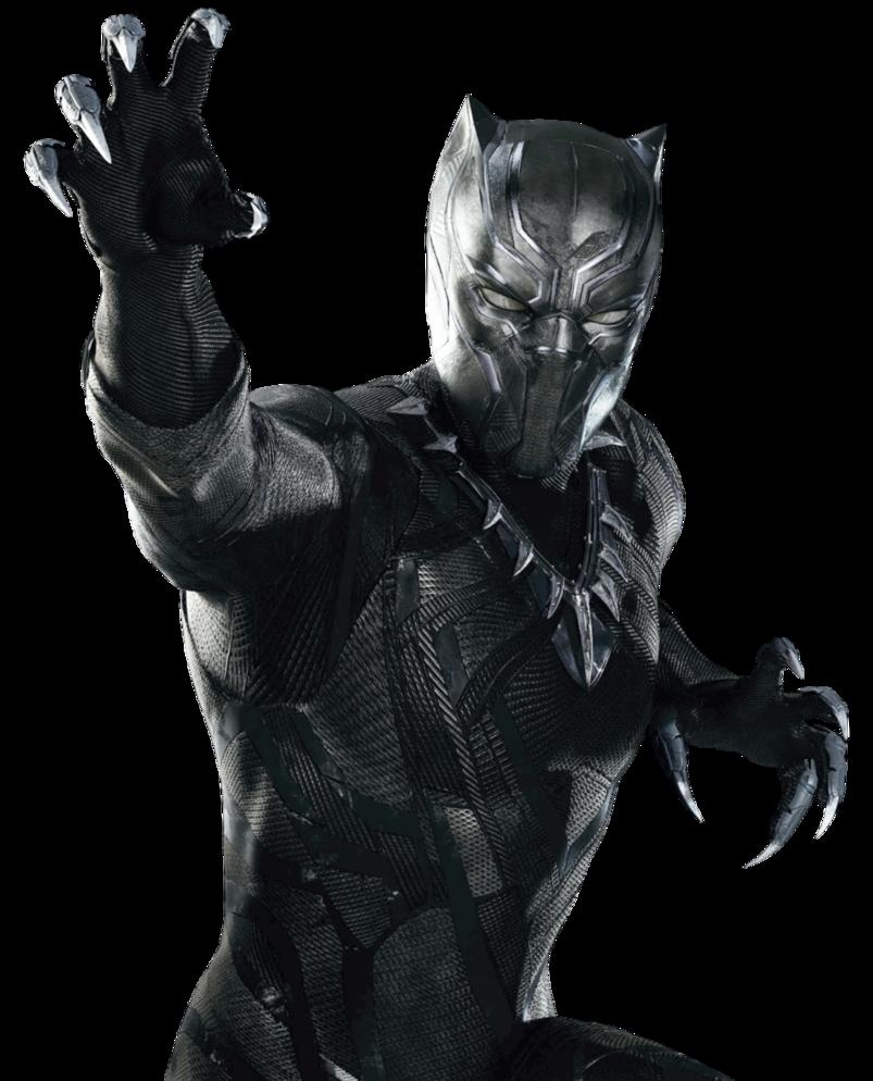 Panther clipart superhero, Panther superhero Transparent ...