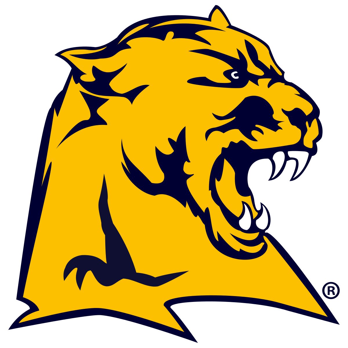 Whitmer high school wikipedia. Panther clipart track