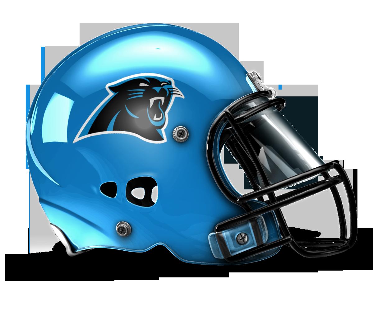 Panthers helmet png. Carolina logo new leaked