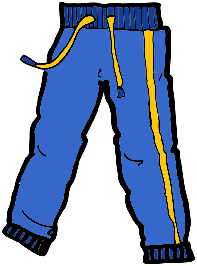 Pants clipart.  collection of high