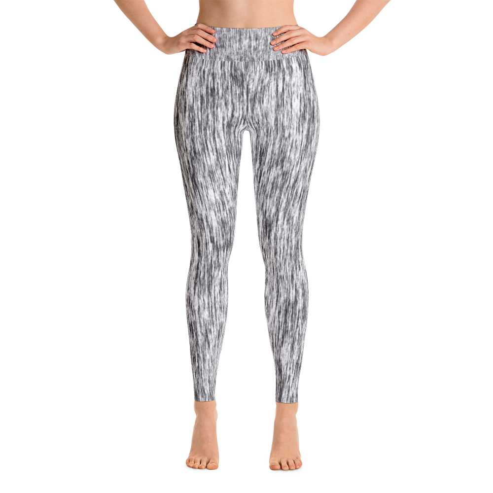 Yoga clothes for women. Pants clipart black thing