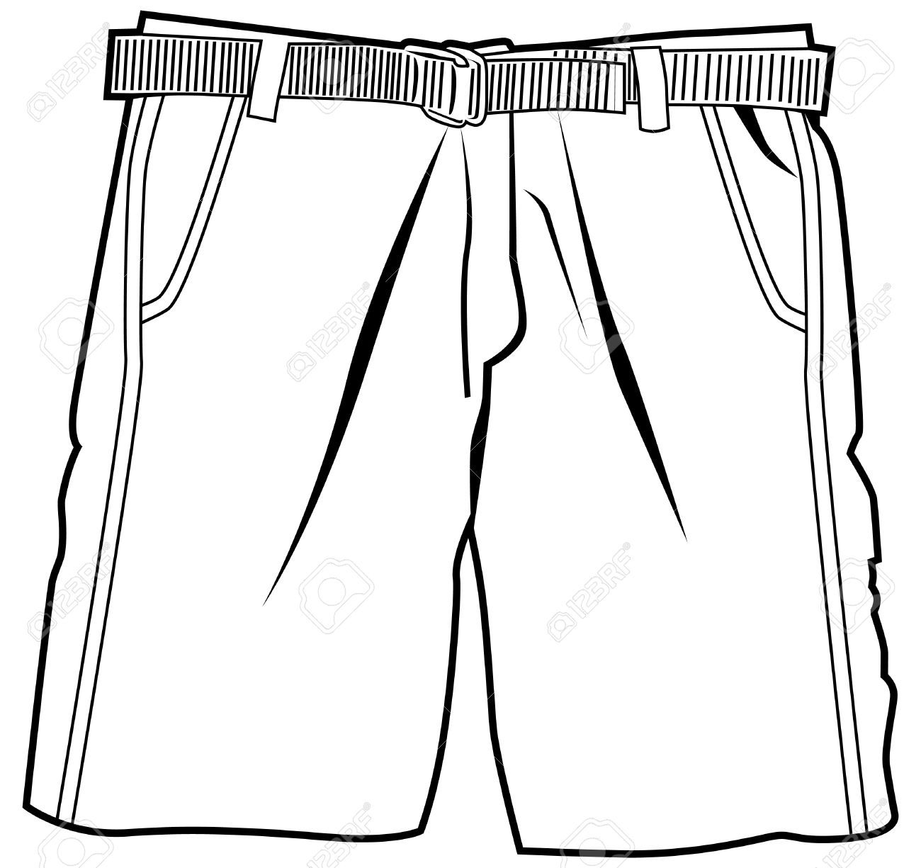 And white free download. Pants clipart black thing