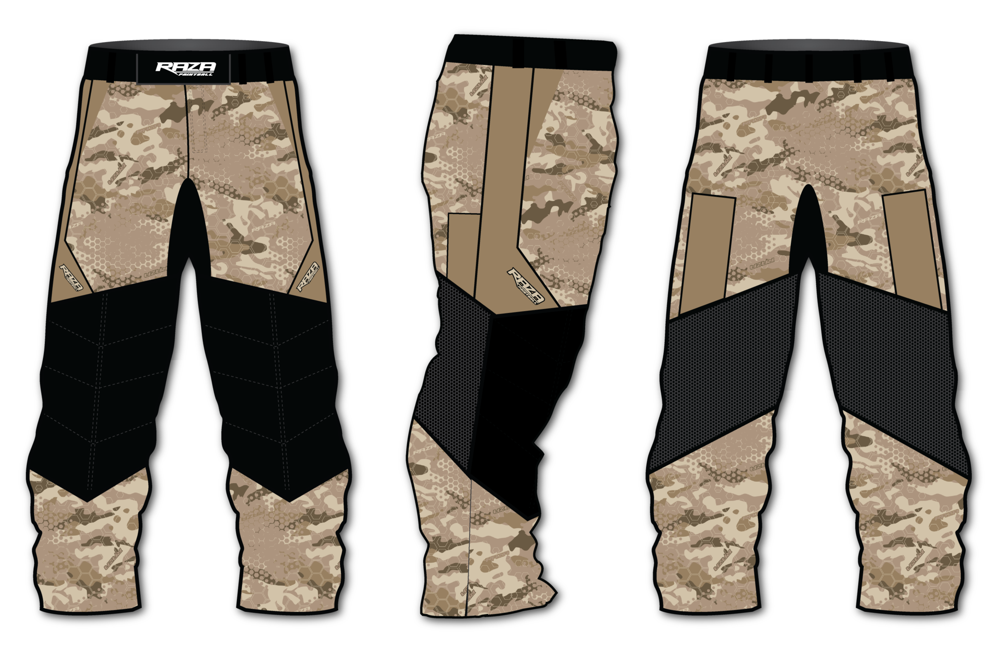 Razalife razaflage desert hmd. Pants clipart khaki shorts