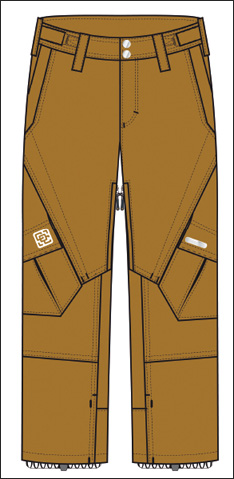 Clip art library . Winter clipart pants