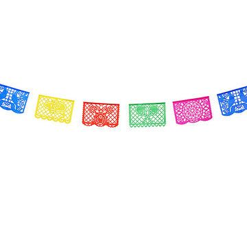 Papel picado clipart. Mexican inspired nursery pinterest