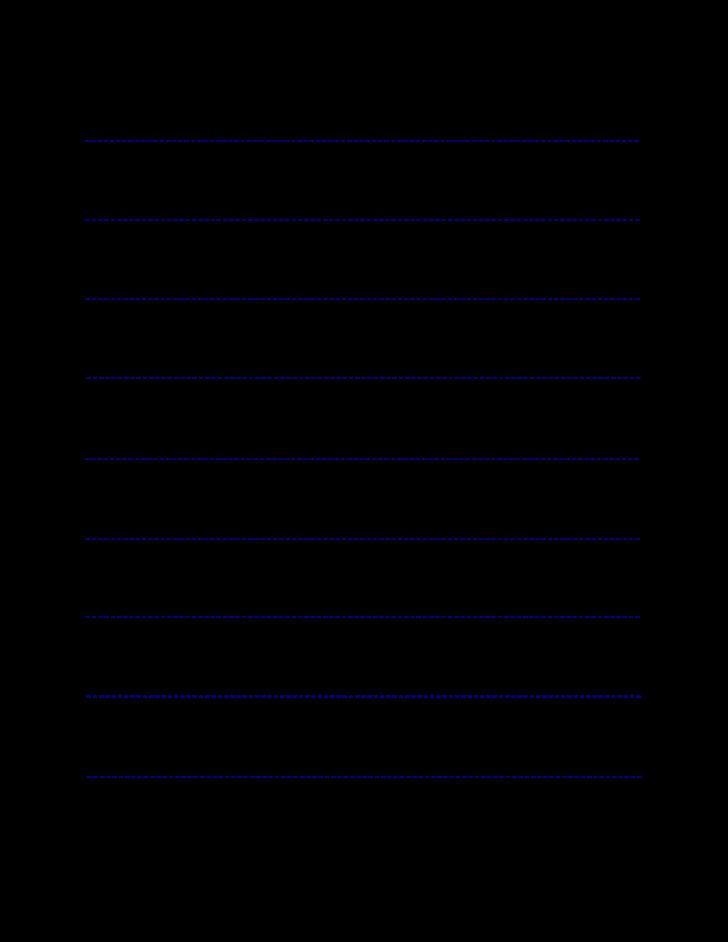 Paper clipart handwriting paper. Lined for romeo landinez