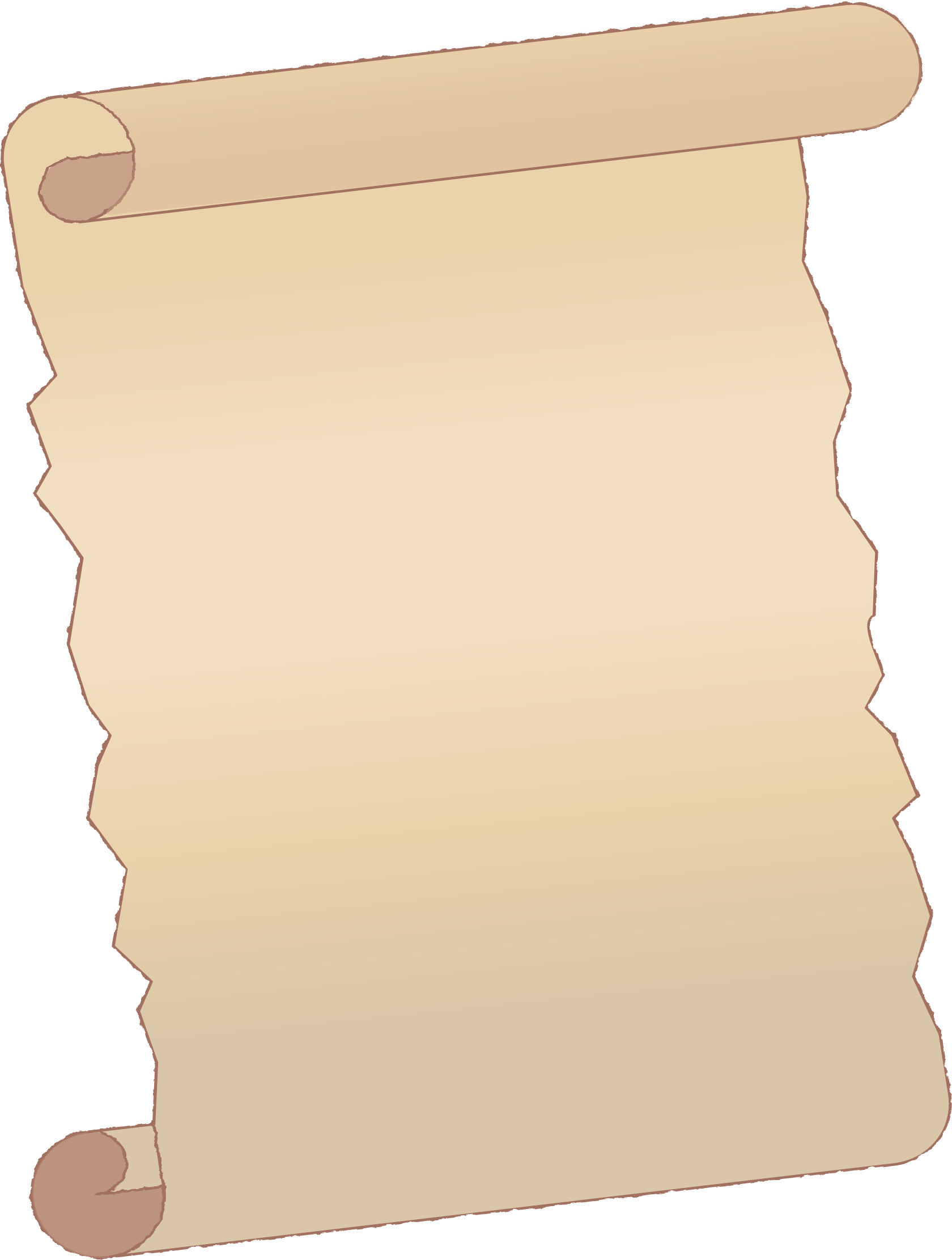 Scroll png free download. Paper clipart treaty