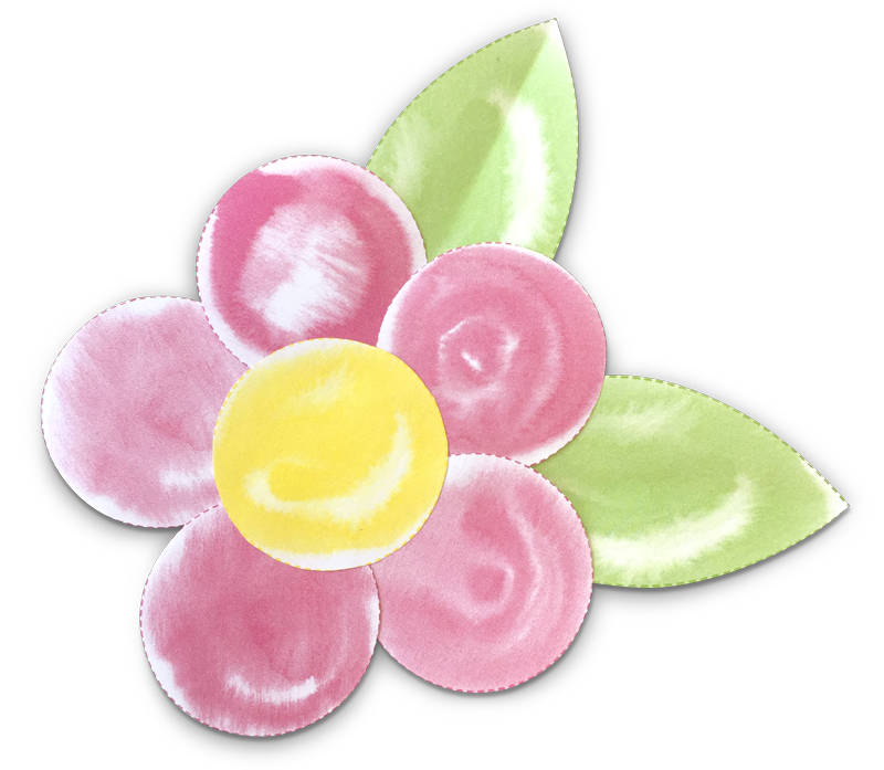 Paper flower png. Time to get creative
