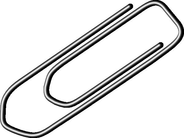 Paper clip art at. Paperclip clipart