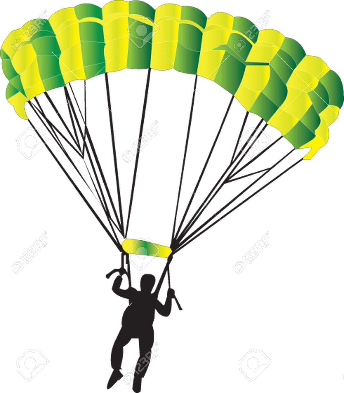 Feb . Parachute clipart