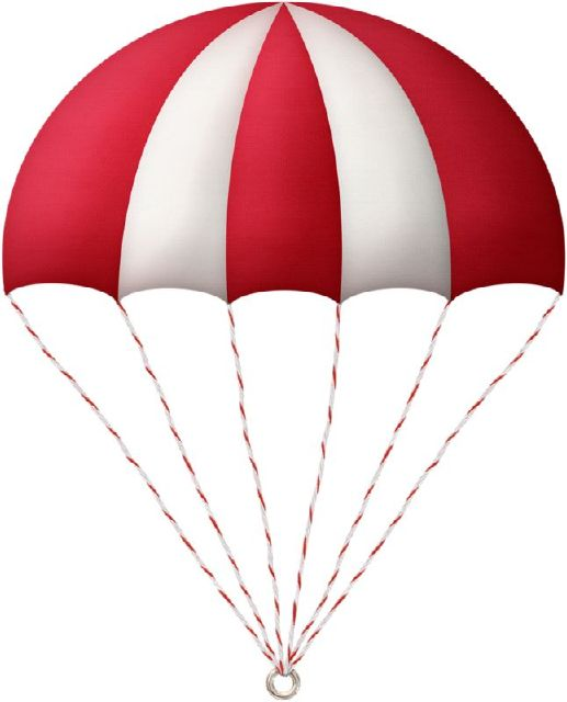 Parachute clipart. The top best blogs