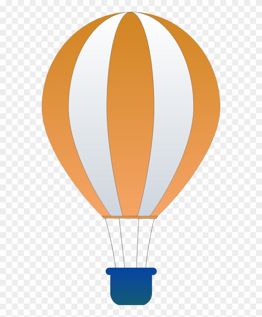 Parachute clipart air ballon. Hot balloon ballooning vehicle