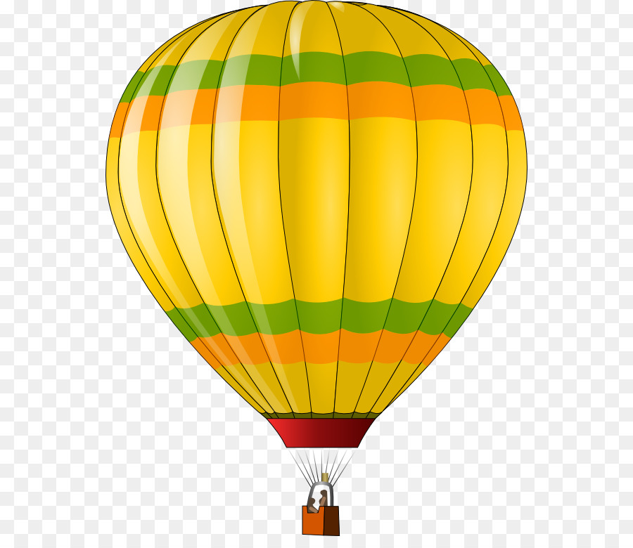Hot balloon cartoon airplane. Parachute clipart air ballon