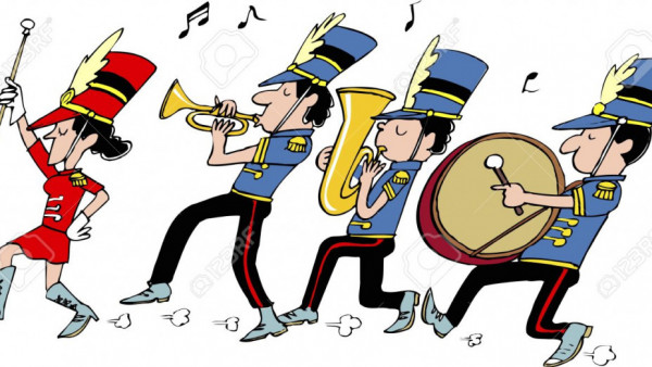 collection of homecoming. Parade clipart