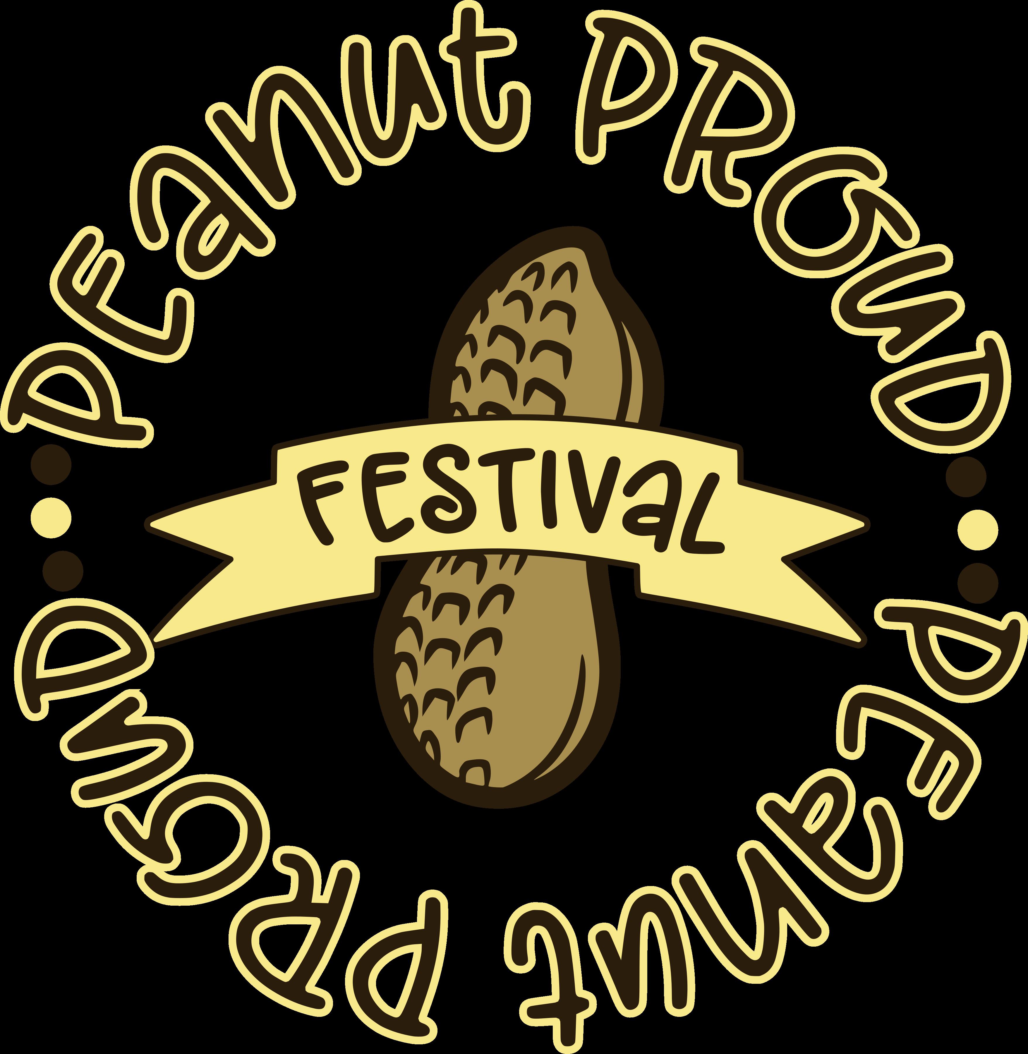 Proud clipart big business. Entertainment peanut festival