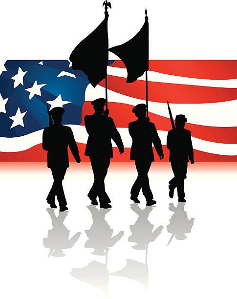 Parade clipart veterans day. Clipartxtras gclipart com