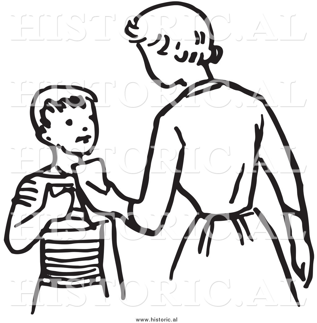Parent clipart child drawing. Mother holding free download