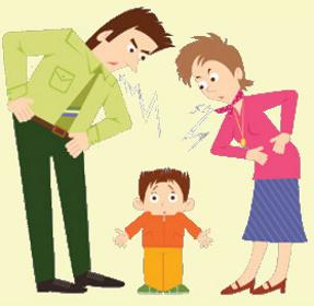 Yelling clipart strict father. Parent discipline clip art