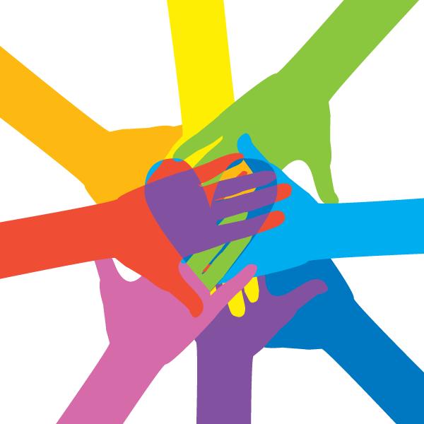Support clipart school support. Parent advisor larkrise hands