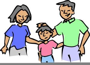 Parent clipart proud parent. Free images at clker