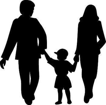 Loving . Parents clipart