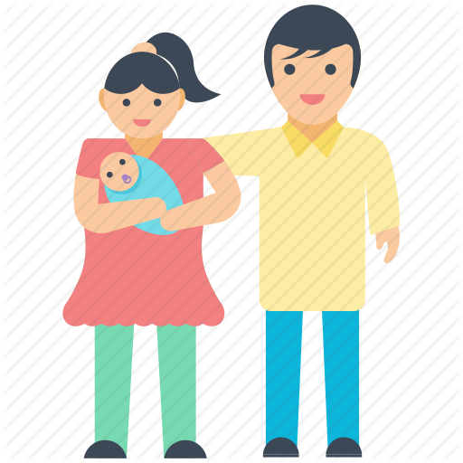 Parents clipart love care.  family by prosymbols