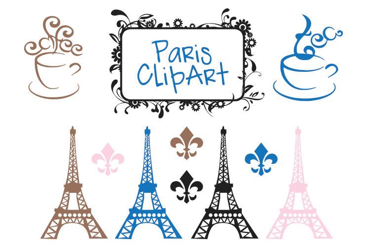 Paris clipart boarder. Tower border cliparts zone