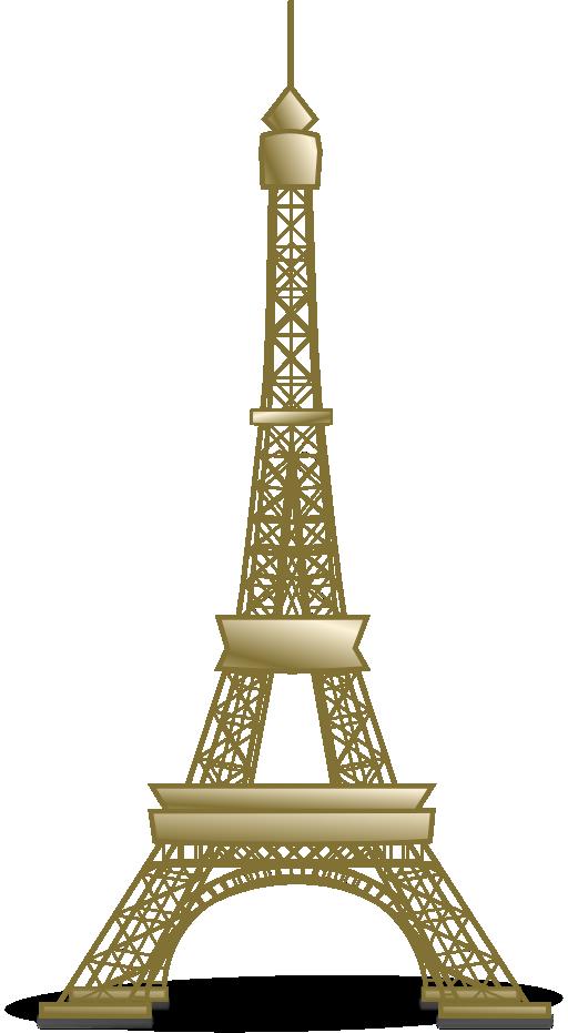 Eiffel i royalty free. Tower clipart logo