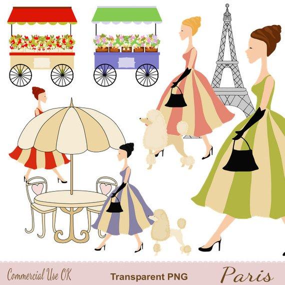 Paris clipart lady paris. Eiffel tower french